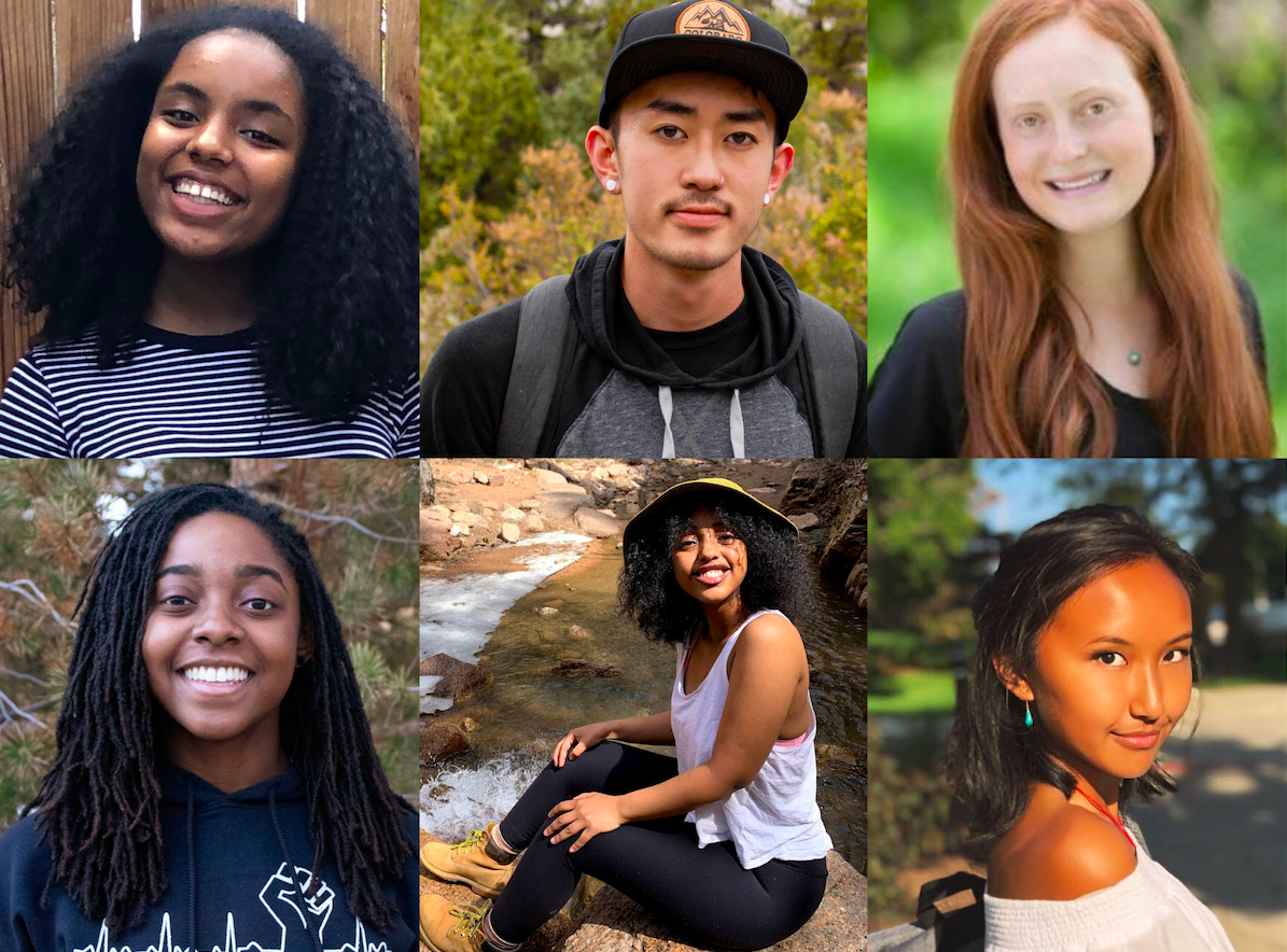 Tomorrow is a new day. Meet the youth who are ready to lead it.